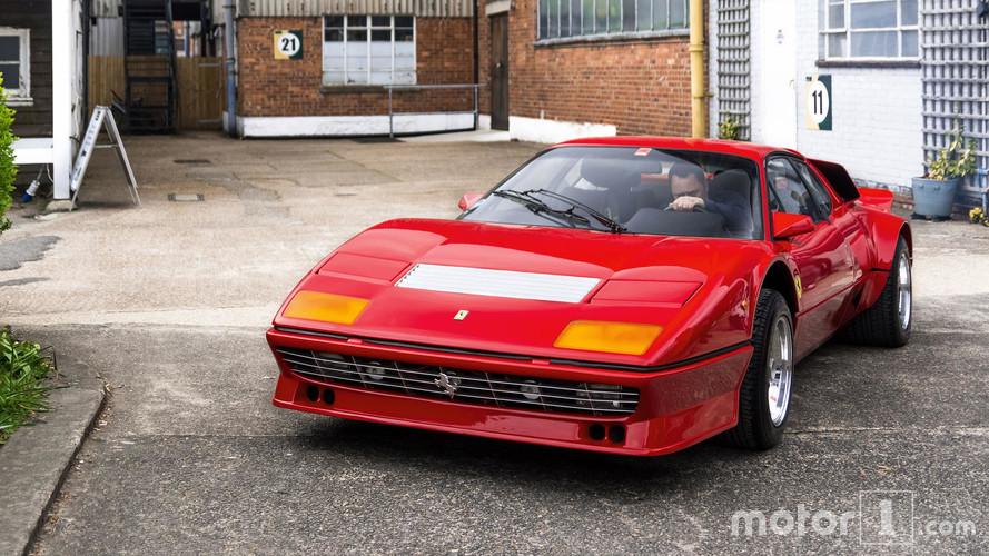 PHOTOS - Zoom sur une rare Ferrari 512 BB Koenig !