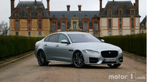 Essai Jaguar XF