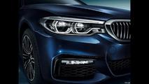 2018 BMW 5 Series Li