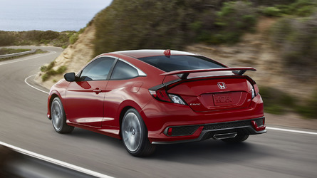 2017 Honda Civic Si On Sale Now, Priced Under $29K