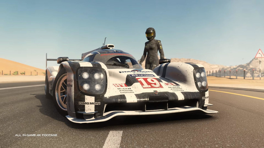 These Are The First 167 Cars In Forza Motorsport 7