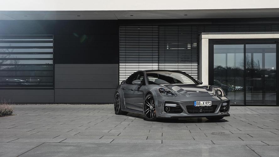 Techart'ın Porsche Panamera GrandGT'sine bayılacaksınız