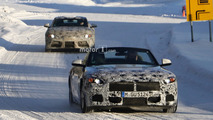 2018 BMW Z5 spy photos