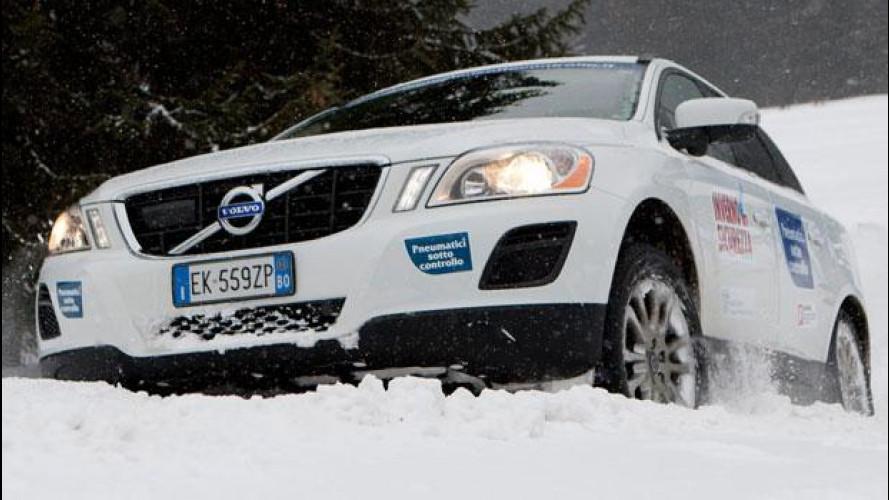Pneumatici invernali e catene: il bilancio 2011/2012