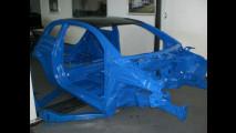 G-Tech Roadster, la scocca