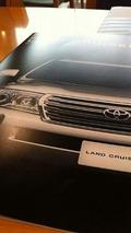 Toyota Land Cruiser facelift leaked?