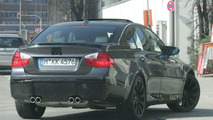 SPY PHOTOS: More BMW M3 Four Door