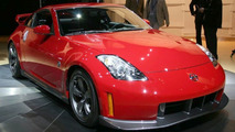 2007 Nissan NISMO 350Z at NYIAS