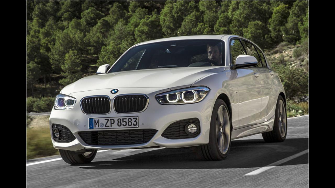 BMW 125d: 6,3 Sekunden