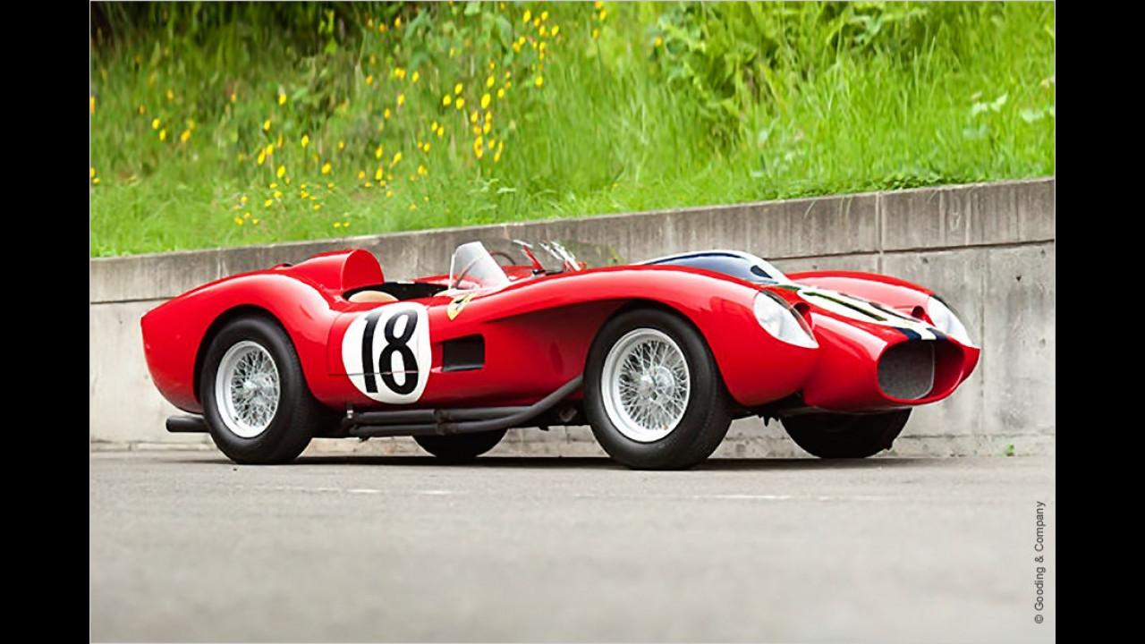 Platz 1 (2011): Ferrari 250 TR, Baujahr 1957