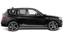 2011 BMW X3 (F25) by AC Schnitzer 01.07.2011