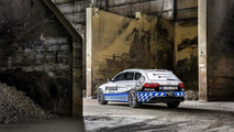 Audi RS4 Avant for New South Wales police