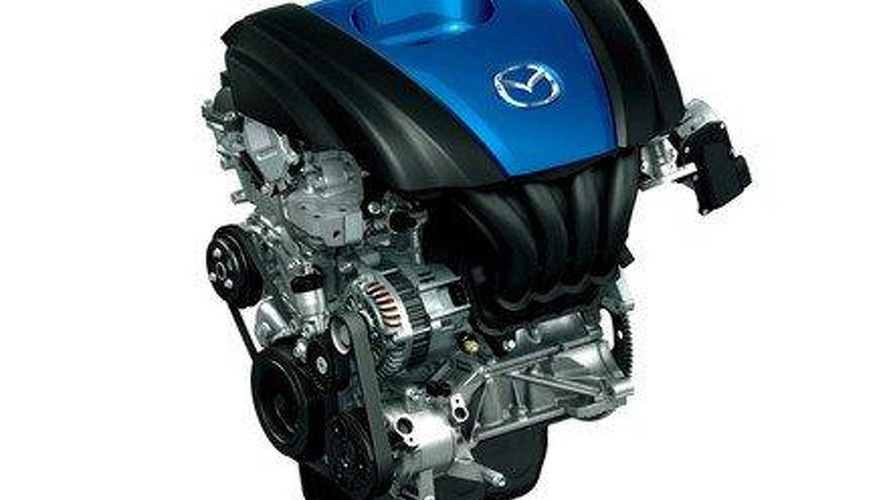 Mazda introduces new 1.3 liter SKYACTIV-G engine - 70 mpgs
