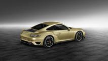 Porsche 911 Turbo with aero kit