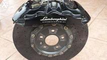 Lamborghini Huracan carbon ceramic front brake kit