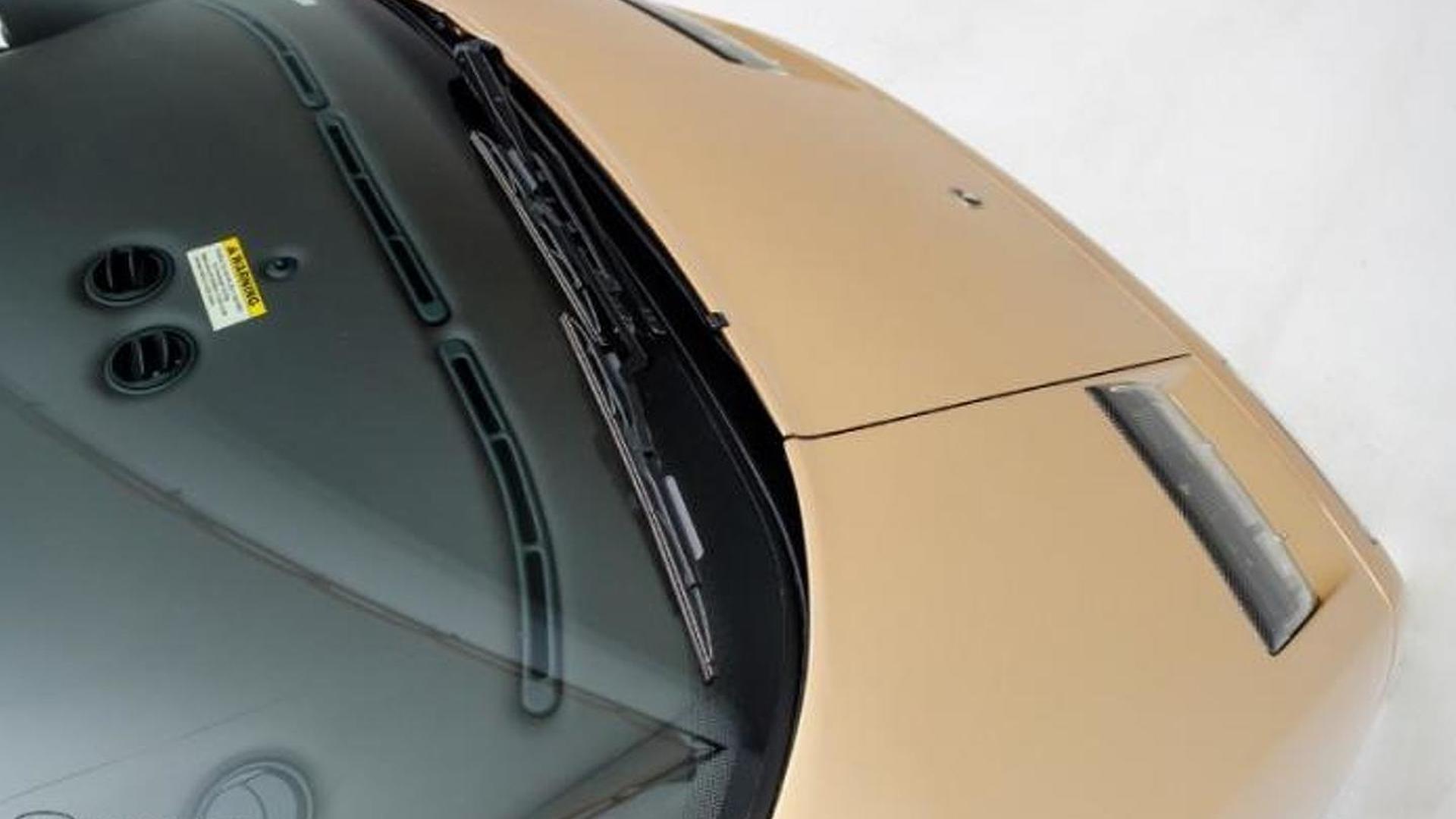 Лобовое стекло Lamborghini Diablo 6.0 SE