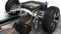 BMW 3-Series plug-in hybrid prototype