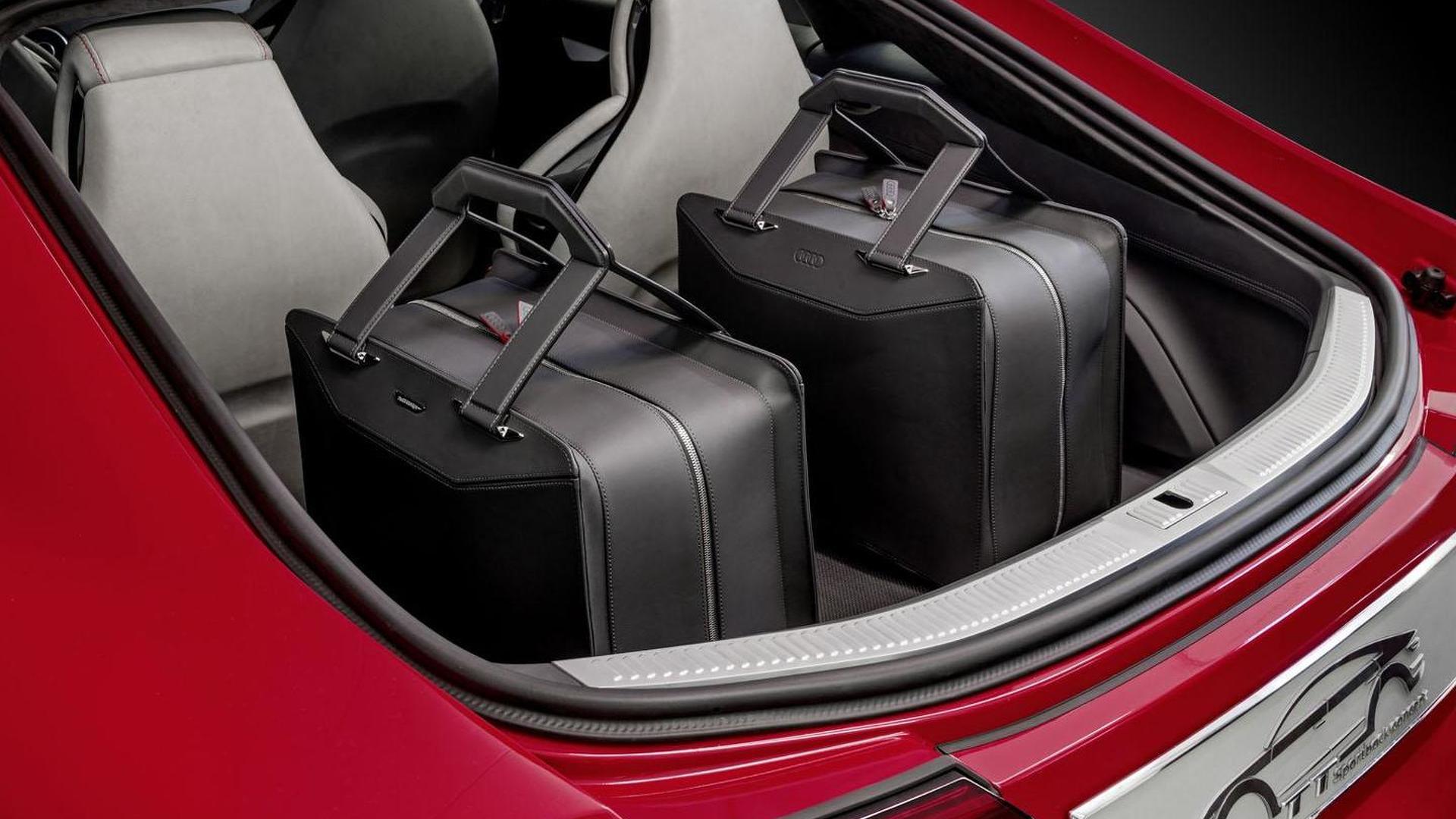 Багажник Audi TT Sportback