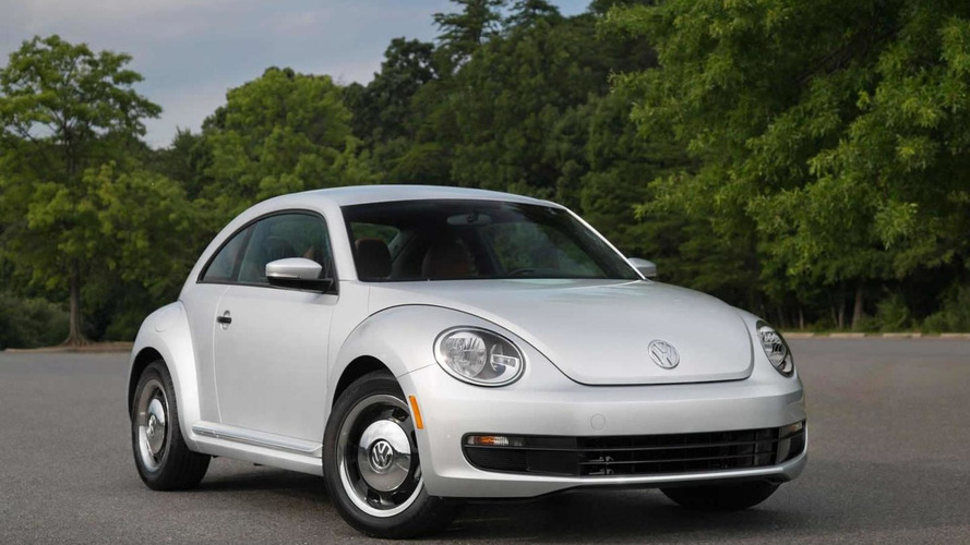 2015 Volkswagen Beetle Classic limited edition priced from $20,195