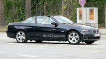 BMW 3-Series Coupe Cabrio Spy Photo