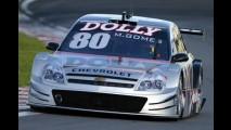 Temporada Stock Car 2009 traz de volta o modelo Chevrolet Vectra