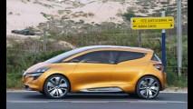 Novo Renault R-Space Concept é flagrado! Seria a nova geração da Scénic?