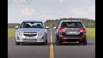 Chevrolet mostrará linha Cruze com novidades em Frankfurt