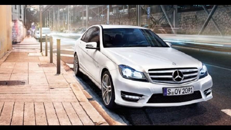 Mercedes registra novo recorde de vendas em 2012