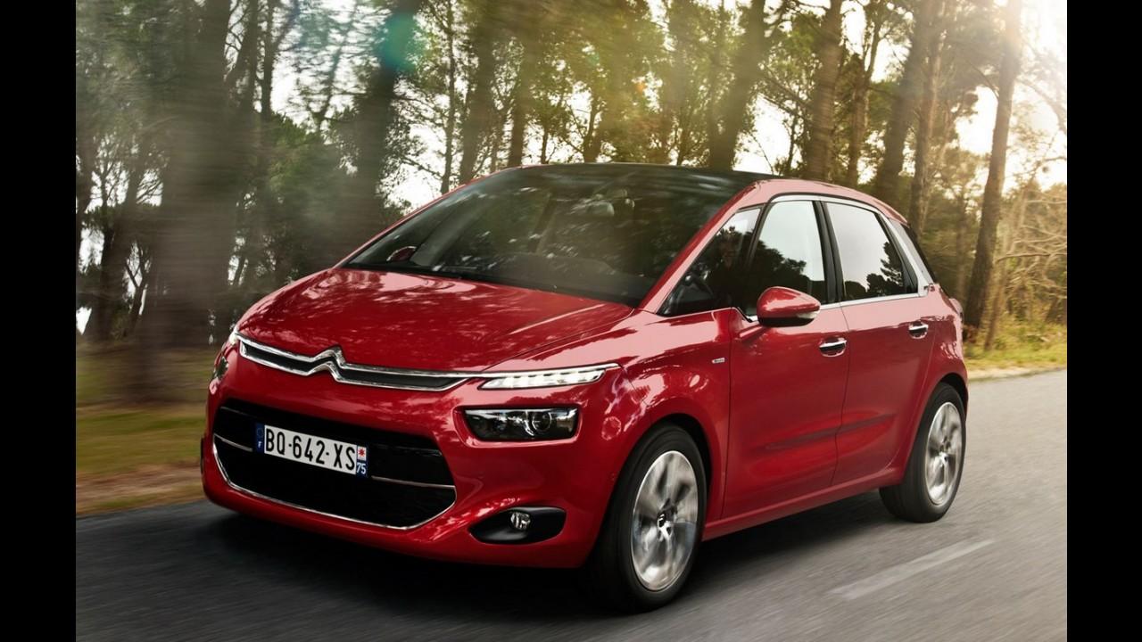 Citroën esbanja ousadia na nova geração do C4 Picasso