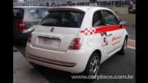 CARPLACE no QRX 2009: Fiat 500 chega ao Brasil em outubro - Preço será R$ 65 mil?