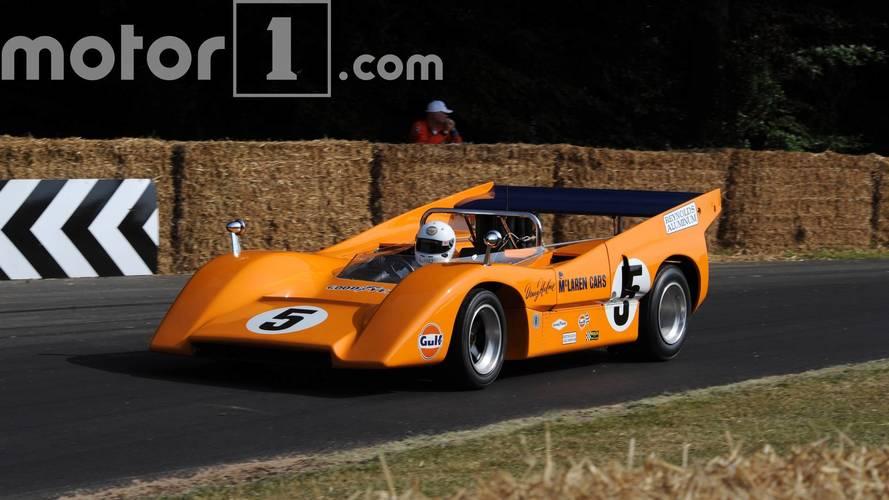 Motor1 Legends: McLaren M8D de 1970