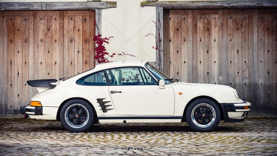 A subasta el Porsche 911 Turbo SE que inspiró a los Judas Priest