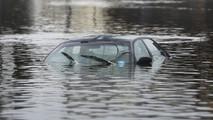 Flooded Car Lead