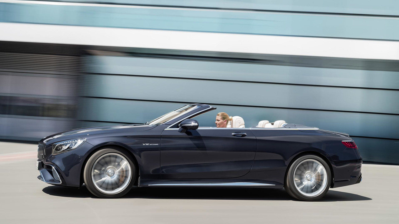 2018 mercedes amg s65 cabriolet photos for Mercedes benz cabriolet 2018