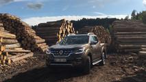Essai - Renault Alsakan 2018