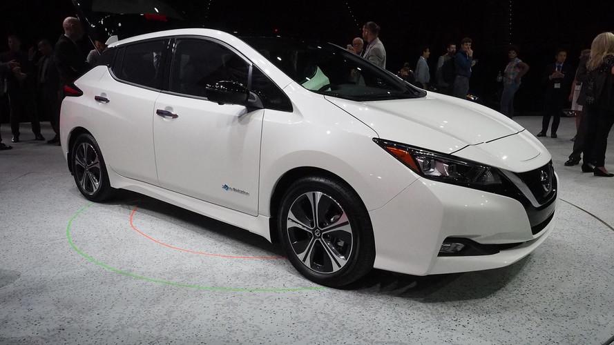 Renault-Nissan 2022'ye kadar 12 EV tanıtacak