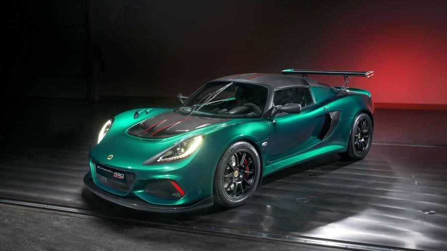 Lotus Exige Cup 430 2018, kilómetros de diversión