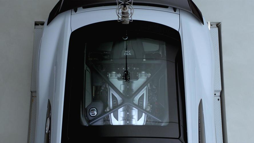 Muzsikáló motorok az Auditól: Star Trek V10-es hangaláfestéssel