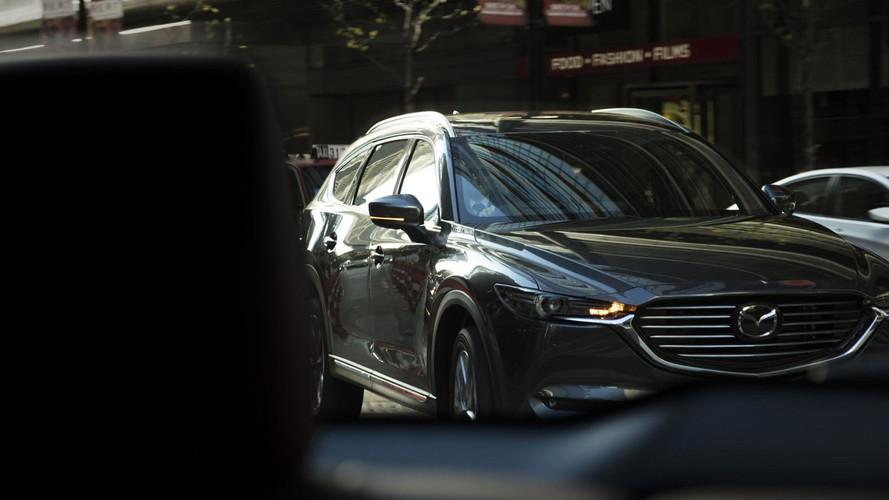 Mazda Announces New SUV For The U.S.