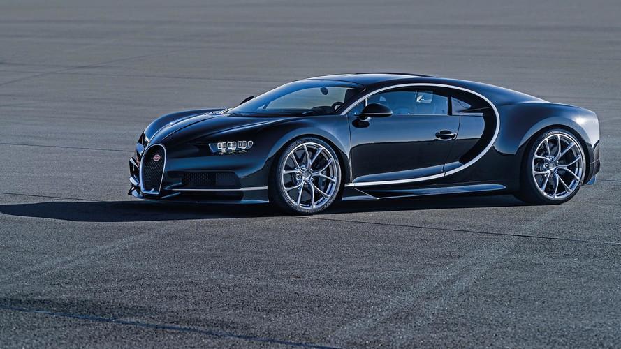 Bugatti Chiron halefinin geleceği kesinleşti