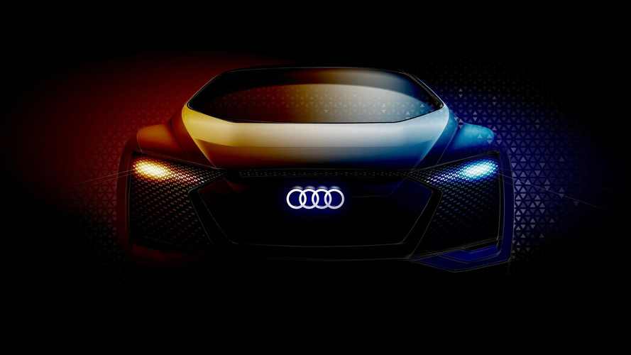 Audi Concept Drives Itself From The Future To IAA [UPDATED]