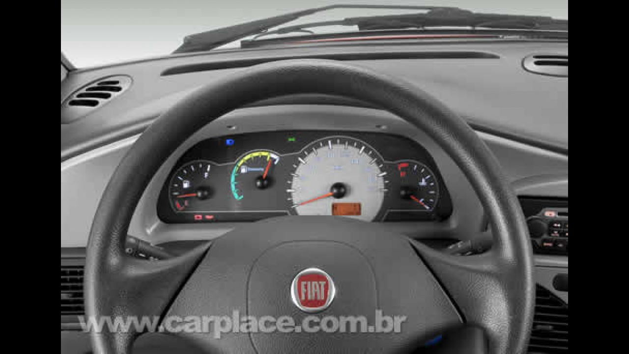 Fiat lança Palio Fire Economy 2010 com motor 1.0 de 75 cavalos por R$ 24.290