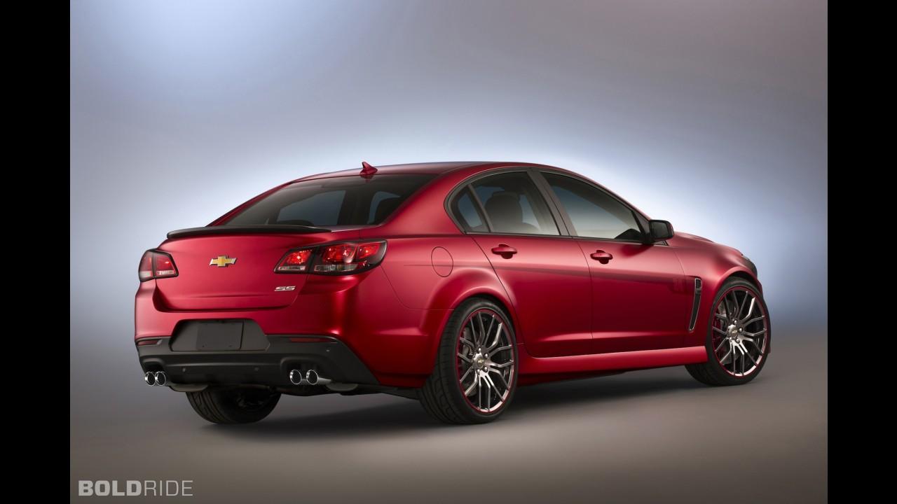 Chevrolet Jeff Gordon SS Performance Concept