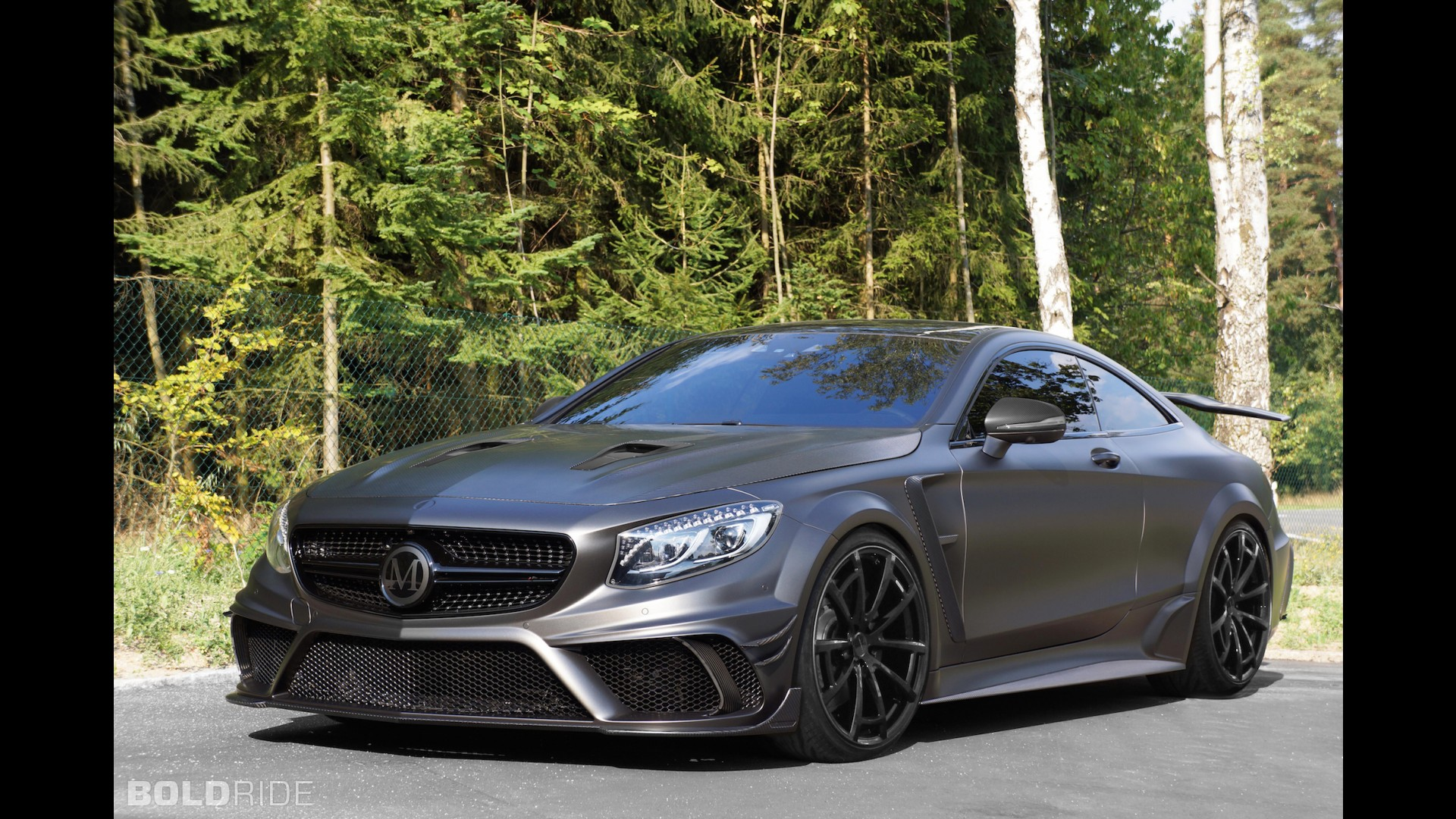 mansory mercedes benz s63 amg coupe black series. Black Bedroom Furniture Sets. Home Design Ideas