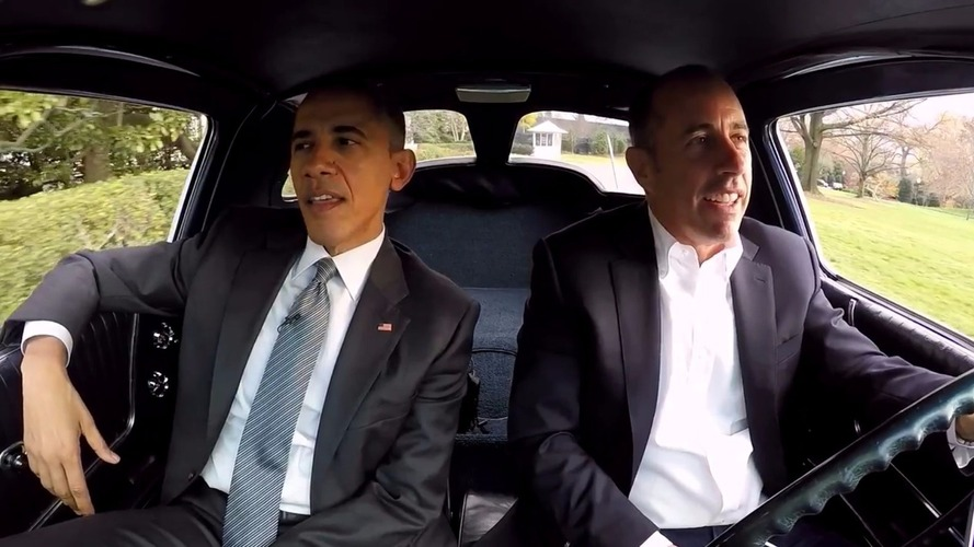 Jerry Seinfeld Hit With Lawsuit Over 'Comedians In Cars' Creation