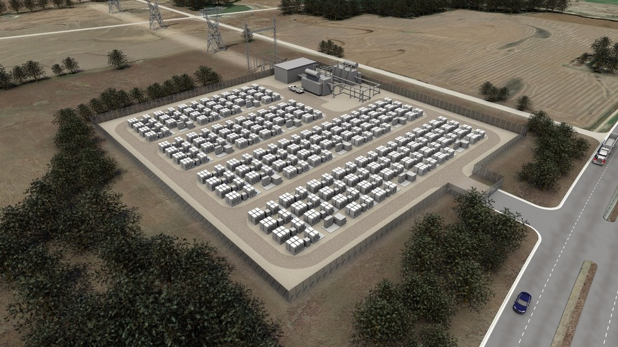 Tesla to build world's biggest lithium-ion electricity storage facility