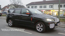 SPY PHOTOS: More BMW X6