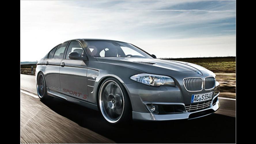 AC Schnitzer: Studie zeigt Tuning für den BMW 5er