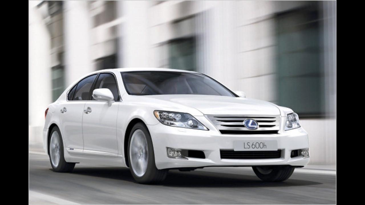 Lexus LS 600h L Ambience AWD