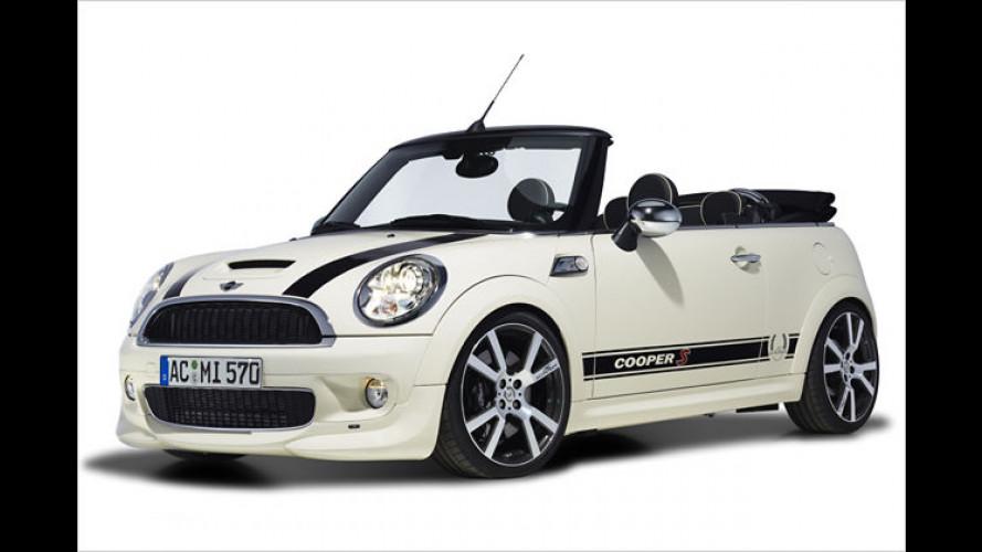AC Schnitzer: Maxi-Tuning für das schicke Mini Cabrio